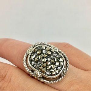 Brighton Jewelry - Brighton Marcasite Ring